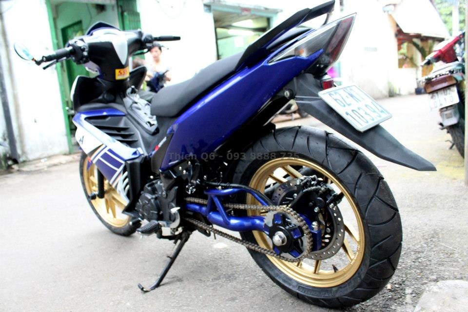 Mot Gap EX2011 va cac dong xe so Made By Thien Q6 update Mam O TO - 6