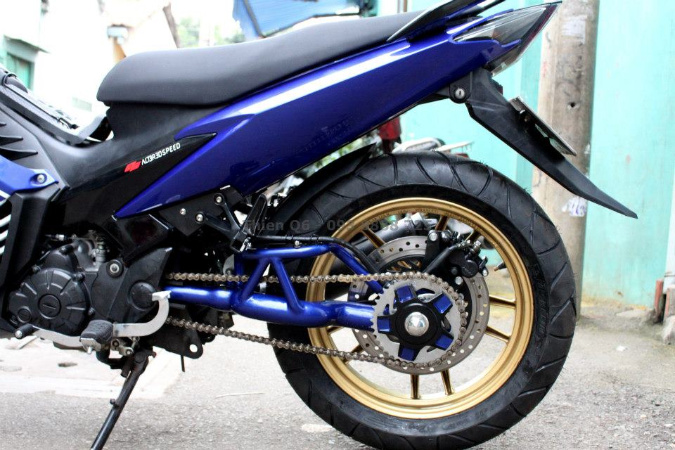 Mot Gap EX2011 va cac dong xe so Made By Thien Q6 update Mam O TO - 7