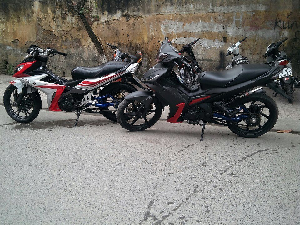 Mot Gap EX2011 va cac dong xe so Made By Thien Q6 update Mam O TO - 9
