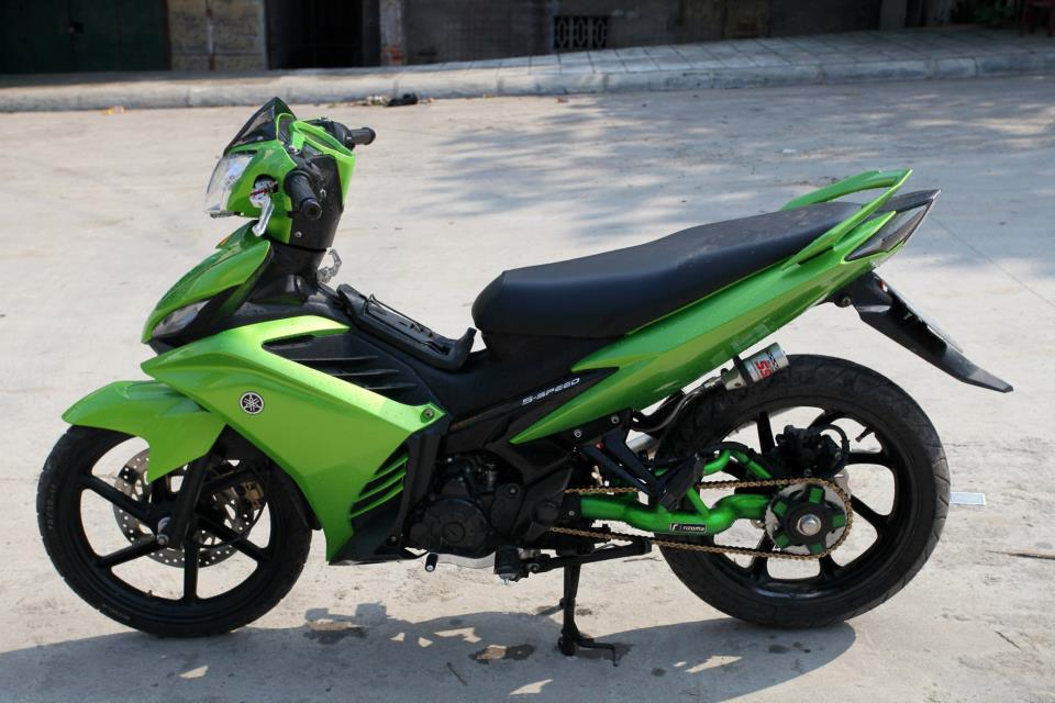 Mot Gap EX2011 va cac dong xe so Made By Thien Q6 update Mam O TO - 10