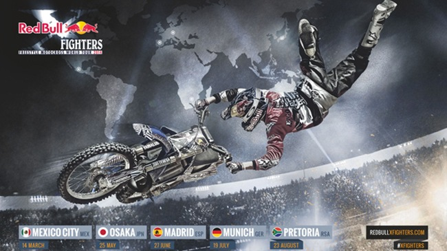 Red Bull XFighters World Tour 2014 chinh thuc khoi dong