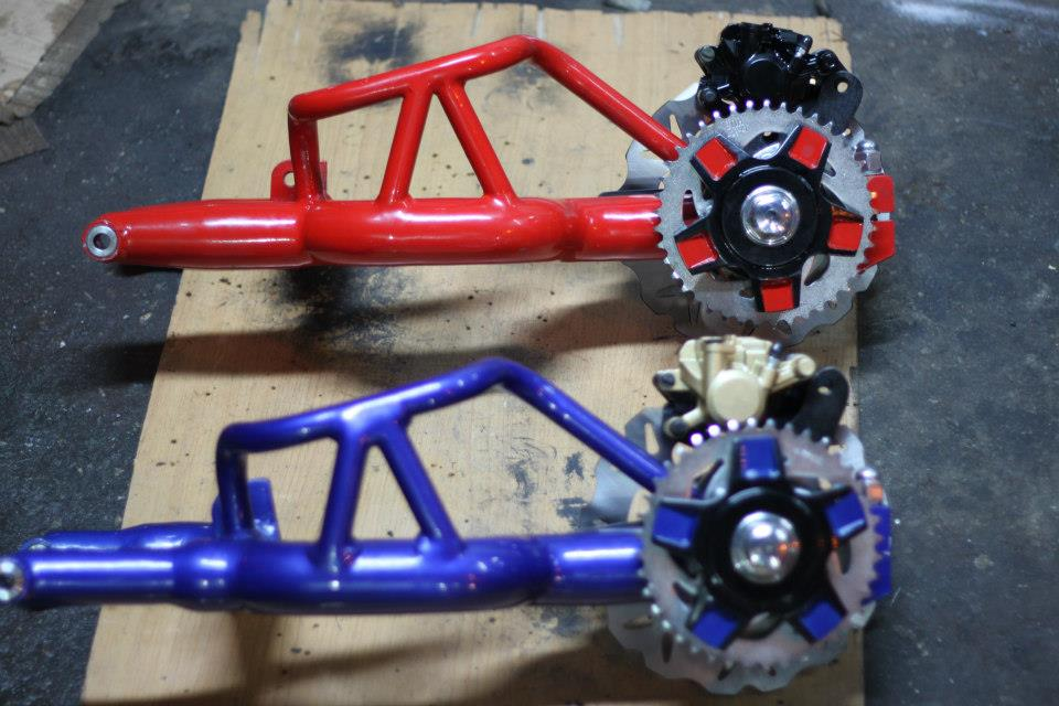 Mot Gap EX2011 va cac dong xe so Made By Thien Q6 update Mam O TO - 15