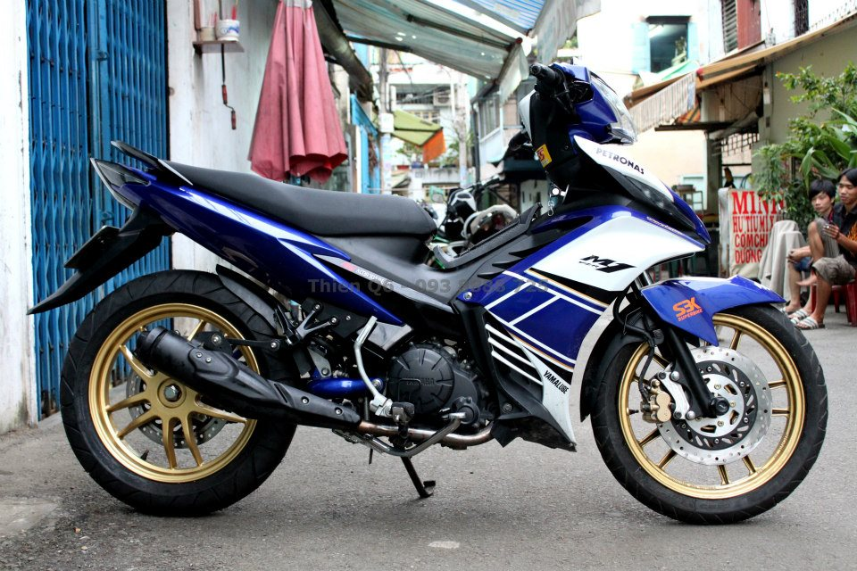 Mot Gap EX2011 va cac dong xe so Made By Thien Q6 update Mam O TO - 5