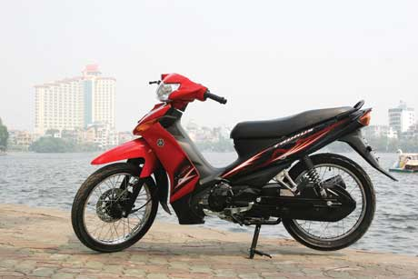 Review Yamaha Taurus - 7