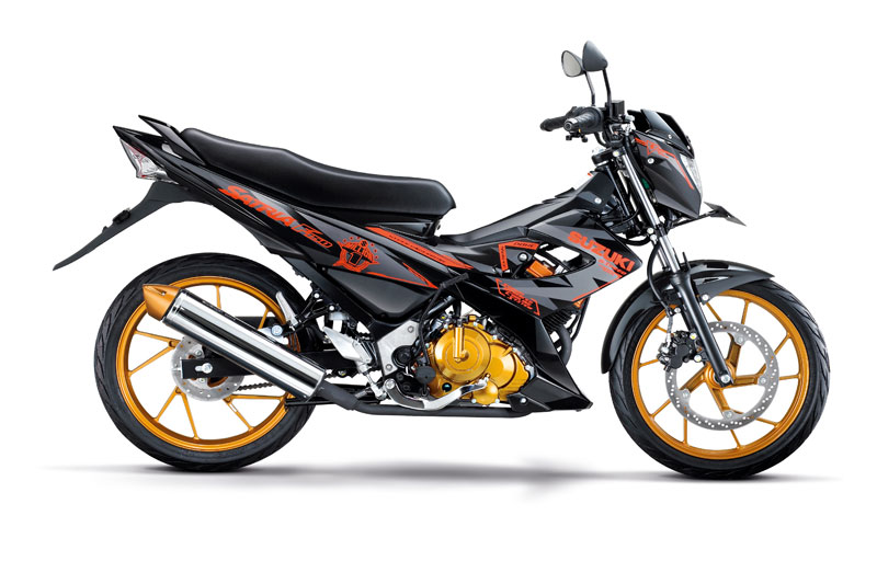 Satria F 150 Fighter 1 Special Edition manh me day ca tinh - 3