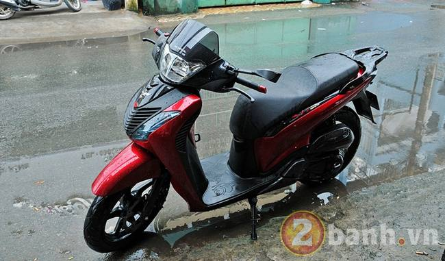 SH150i do Sporty don gian tai xXx paint shop - 3