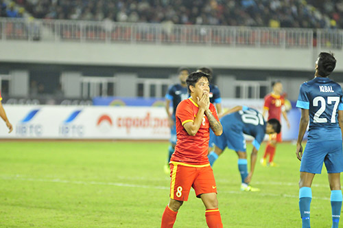 That vong U23 Viet Nam 01 U23 Singapore - 3