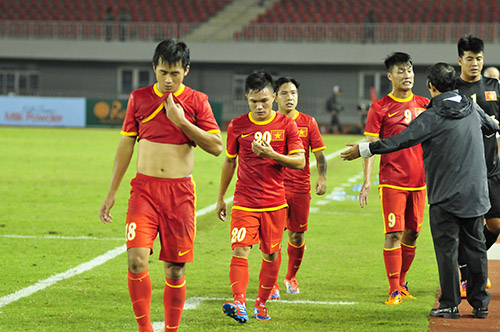 That vong U23 Viet Nam 01 U23 Singapore - 5