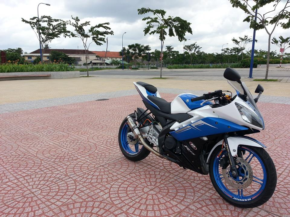The D Team No3 Thieu Gia Vinamilk R15 V 20 Limited 2013 Full Power - 3