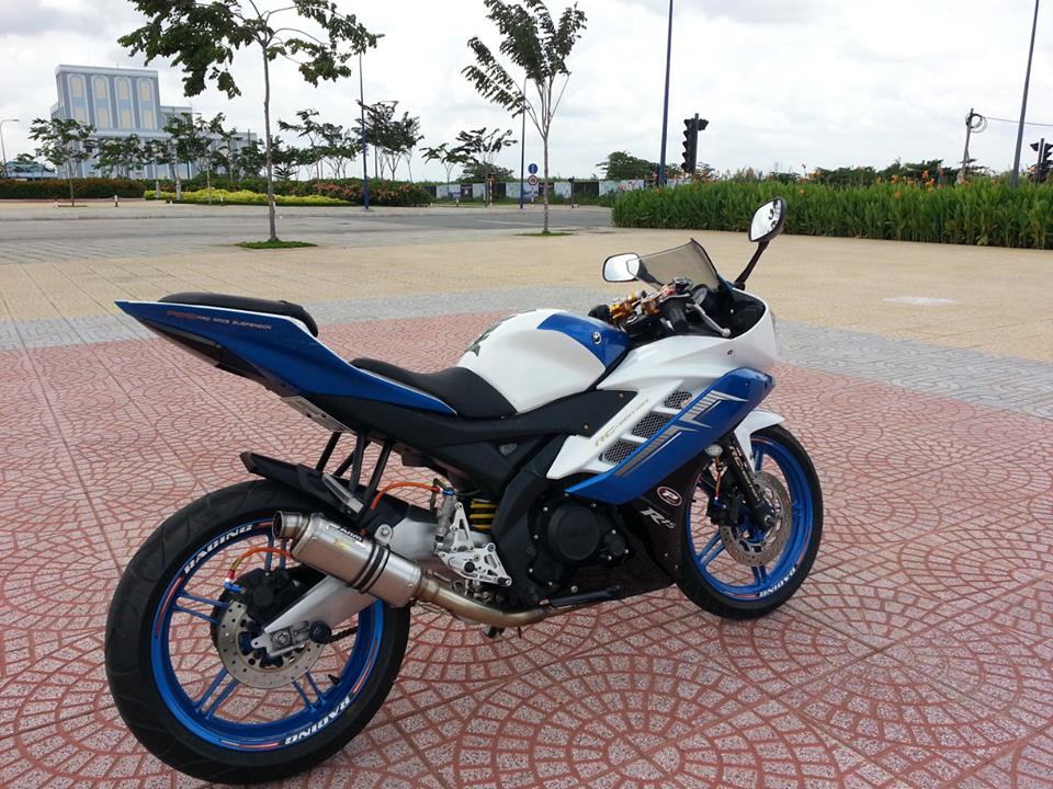 The D Team No3 Thieu Gia Vinamilk R15 V 20 Limited 2013 Full Power - 4