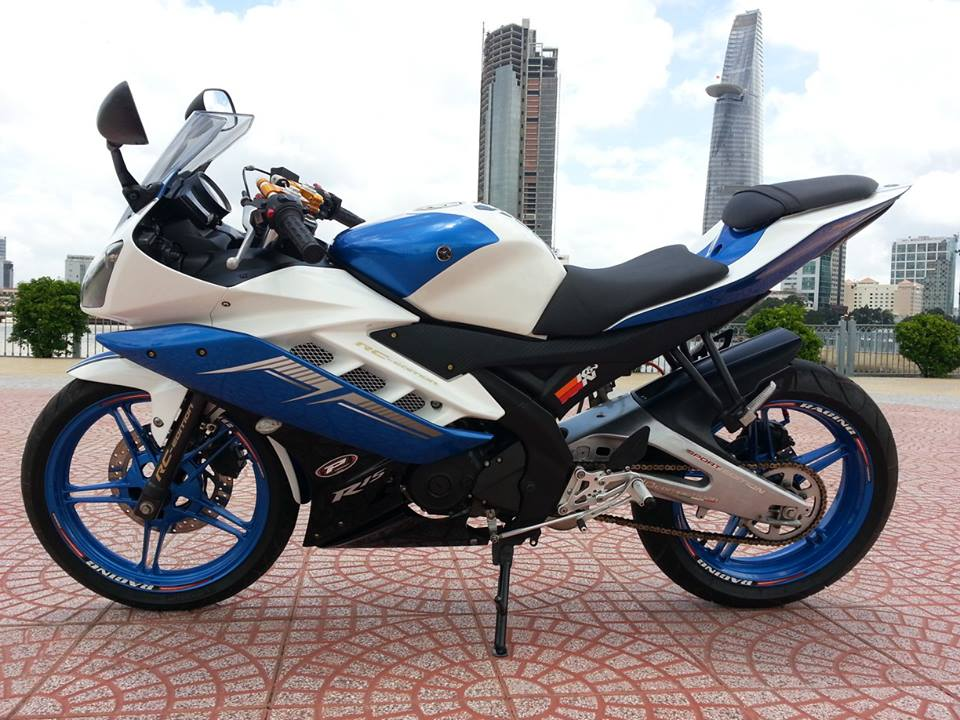 The D Team No3 Thieu Gia Vinamilk R15 V 20 Limited 2013 Full Power - 5