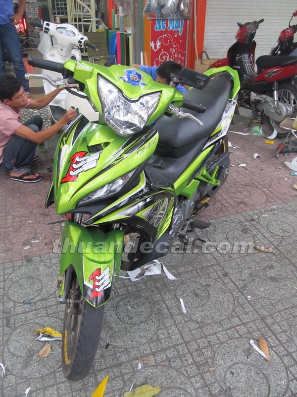 Tong hop tem Exciter 2011 by Thuan Decal