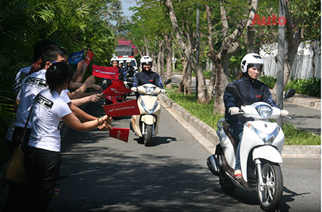 Voi eSP Scooter khong chi la xe thanh thi - 4