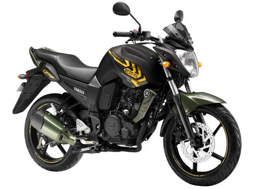 Yamaha FZS va Fazer co gia ban tu 1200 USD va 1300 USD tai An Do