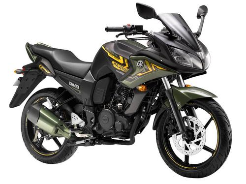 Yamaha FZS va Fazer co gia ban tu 1200 USD va 1300 USD tai An Do - 2