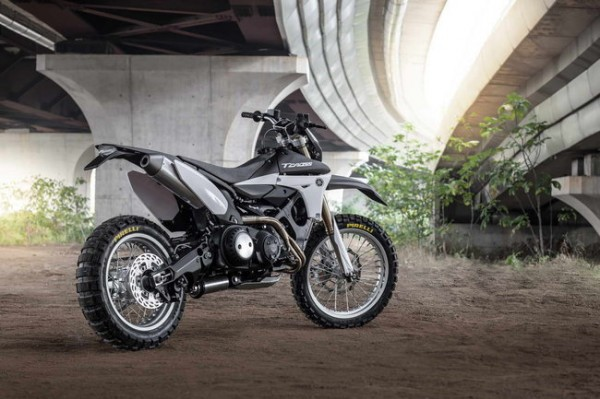 Yamaha TCROSS Hyper Modified Su ket hop hoan hao - 5