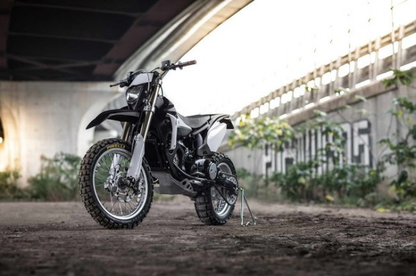 Yamaha TCROSS Hyper Modified Su ket hop hoan hao - 7