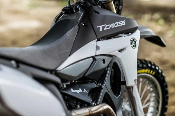 Yamaha TCROSS Hyper Modified Su ket hop hoan hao - 11