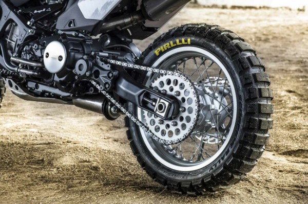 Yamaha TCROSS Hyper Modified Su ket hop hoan hao - 14