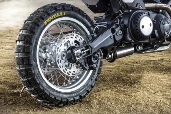 Yamaha TCROSS Hyper Modified Su ket hop hoan hao - 15