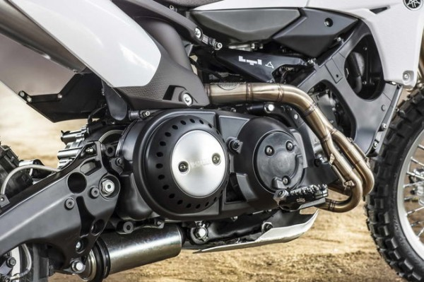Yamaha TCROSS Hyper Modified Su ket hop hoan hao - 17