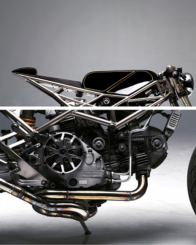Ducati Monster M900 phong cach classic co dien - 3