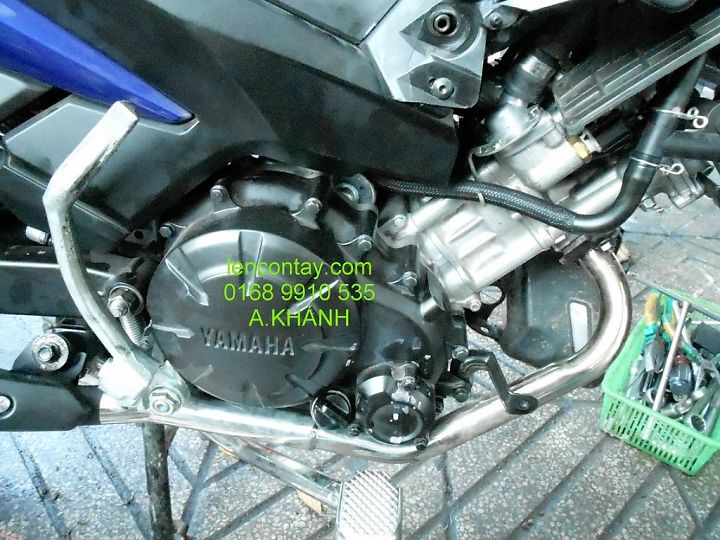 EXCITER Nang cap may len full 135cc 150cc 175cc 200cc lam may tu do va noi do cho exciter - 7