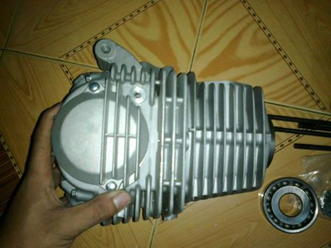 Full dau long 250cc Made in TAWAI