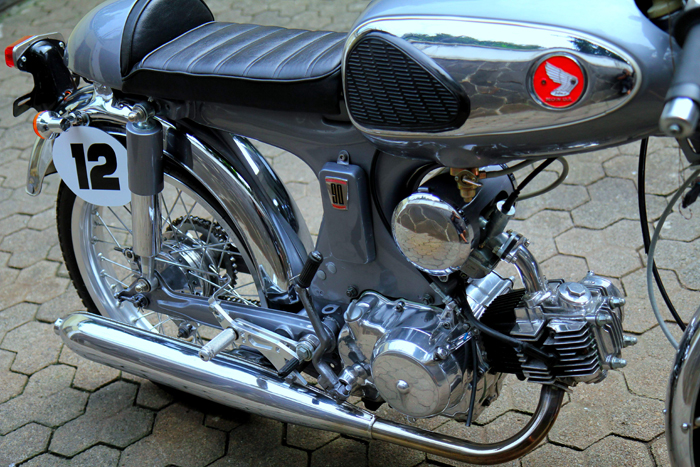 Honda S90 do caferacer dep - 2