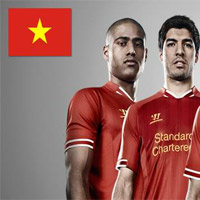 Liverpool up mo ve kha nang den Viet Nam