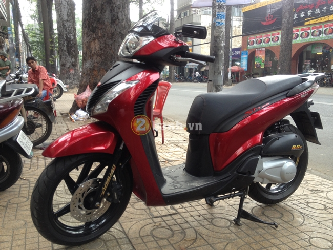 SH 150i do Sporty len do don gian - 2