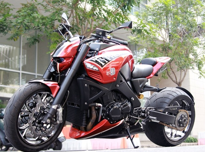 Suzuki BKing do transformer - 3