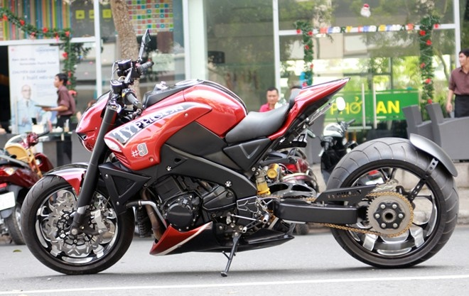 Suzuki BKing do transformer - 7