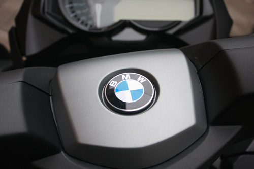BMW dua ve Viet Nam mau scooter C650GT - 17