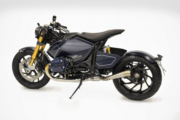 BMW R1200 voi ban do carbon tu Giulio Paz - 7