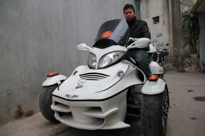 CanAm made in Viet Nam
