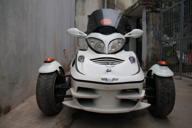 CanAm made in Viet Nam - 2