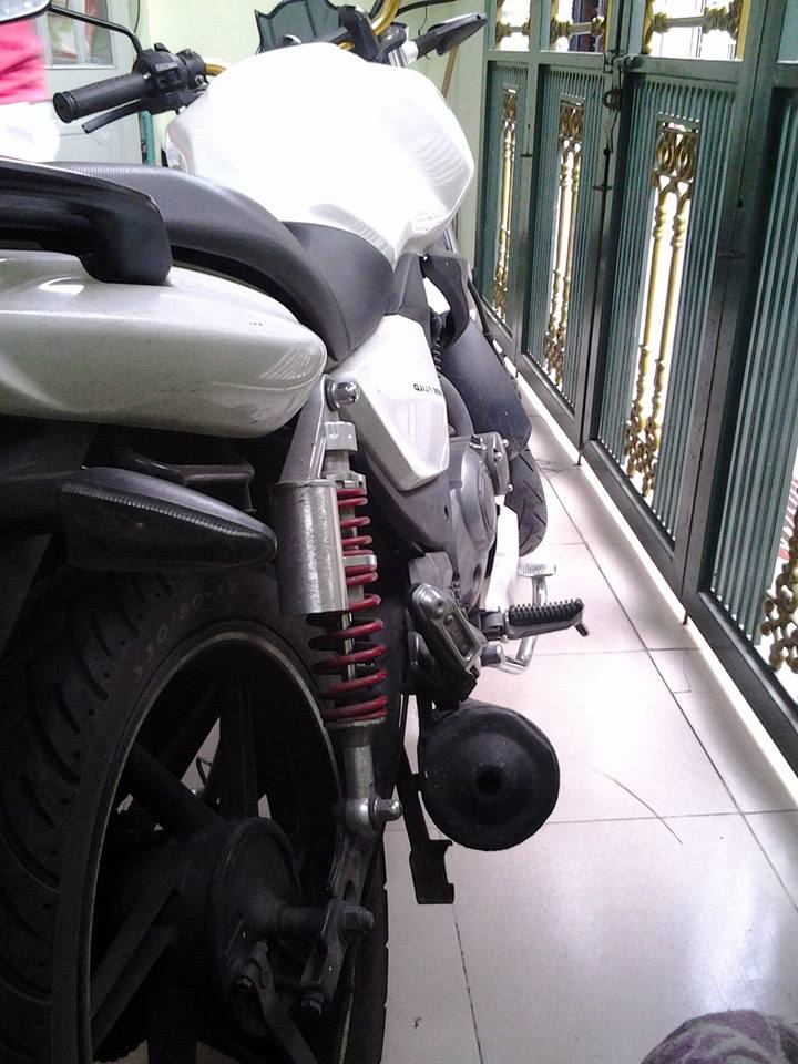 Can ban Benelli Worx 125 gia re - 3