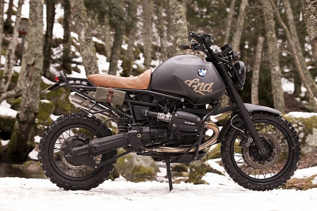 Chiec boxer BMW R1100GS do ham ho - 6