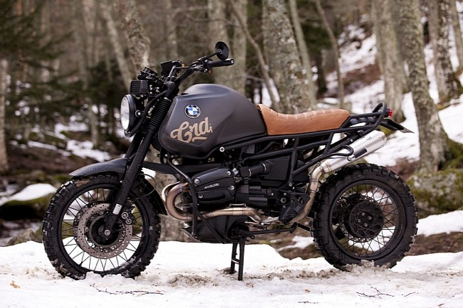 Chiec boxer BMW R1100GS do ham ho - 7