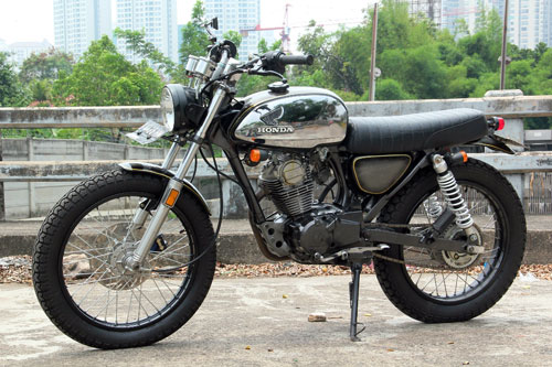 Honda GL Max do tracker