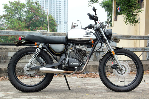 Honda GL Max do tracker - 2