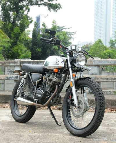 Honda GL Max do tracker - 3