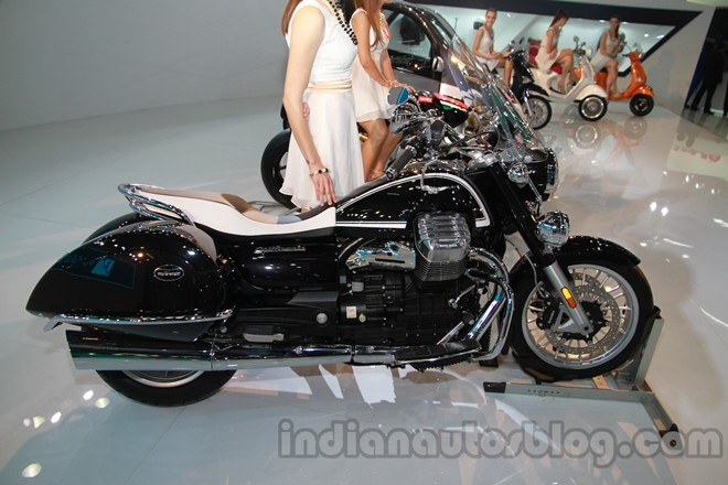 Moto Guzzi California 1400 Touring - 9