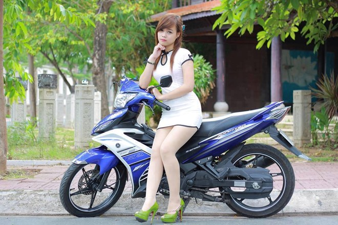 Nu gioi Viet tao dang cung Exciter - 7