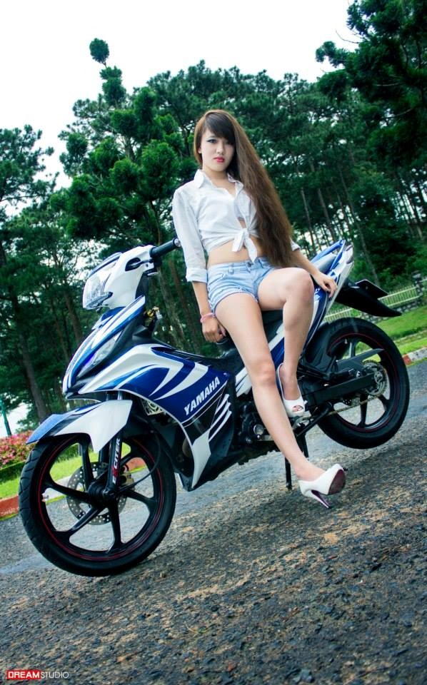 Nu gioi Viet tao dang cung Exciter - 8