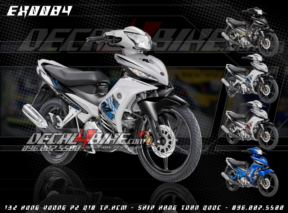 Tem Exciter MX2014 moi design tai Decal4bike - 3
