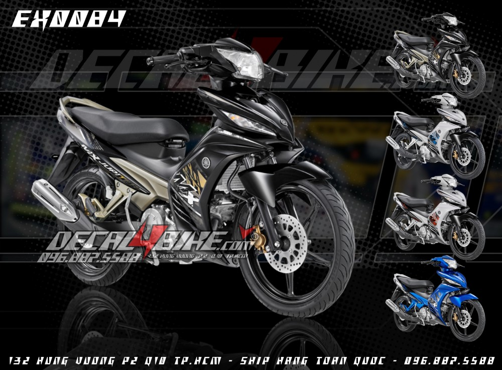 Tem Exciter MX2014 moi design tai Decal4bike - 5