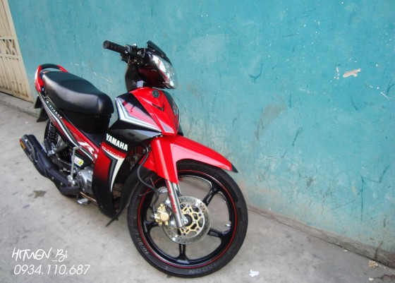 ___ Can Ban ___YAMAHA Sirius RC 112011 Do Den___ - 9