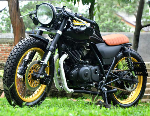 Ban do Suzuki Thunder 250 tu Indonesia